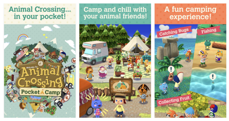 Animal Crossing Mobile Game