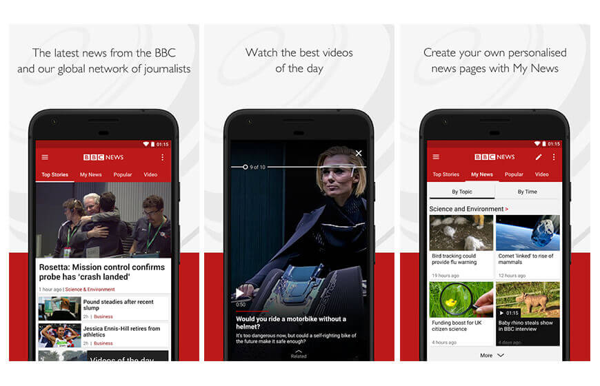 BBC News Application