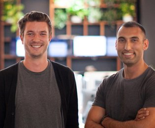 How Two Young Entrepreneurs Build The Most Powerful Education Tool After Meeting at a Gathering