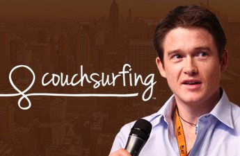 Meet Casey Fenton and Join his Unexpected Journey from a Couch to Couchsurfing App