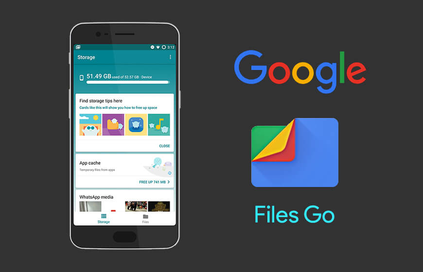Google Releases The Files Go App With Some More Apps for India