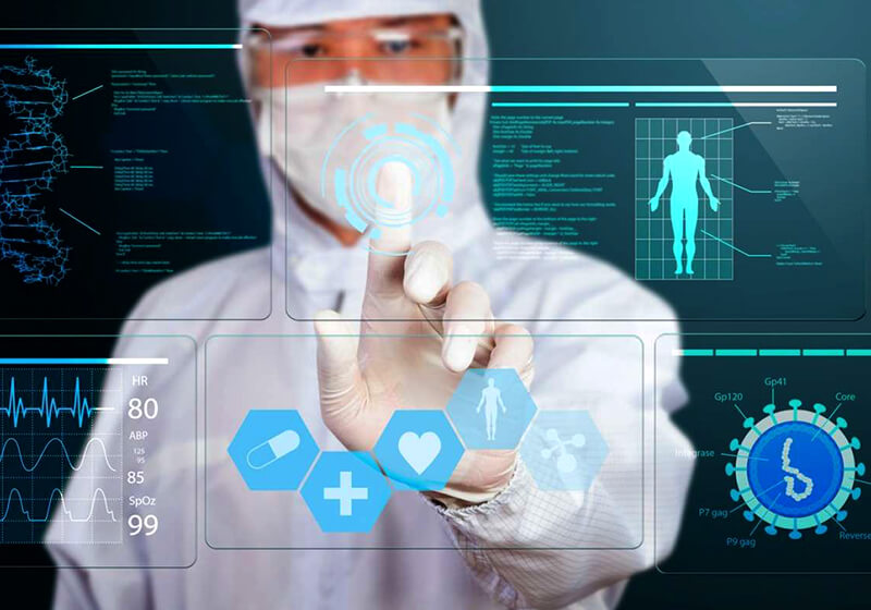 AI helps in Healthcare