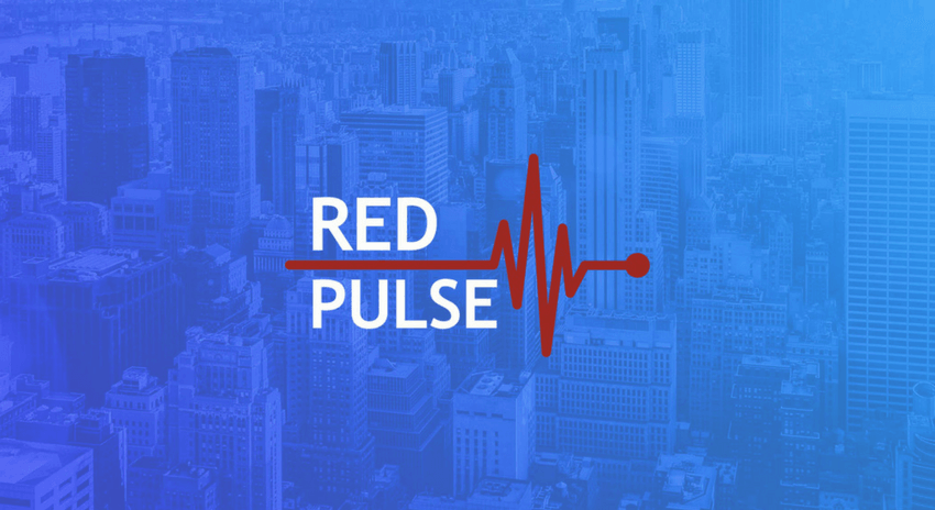 Red pluse