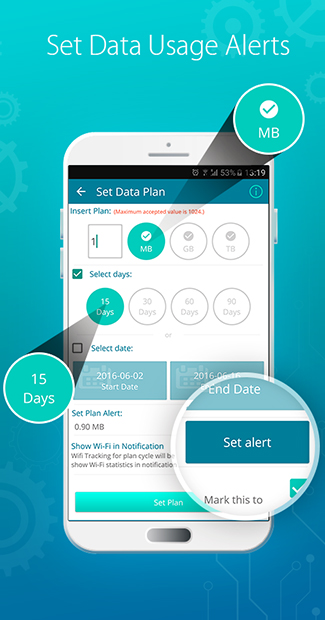 Keep a check on your daily mobile usage !