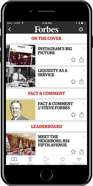 forbes app