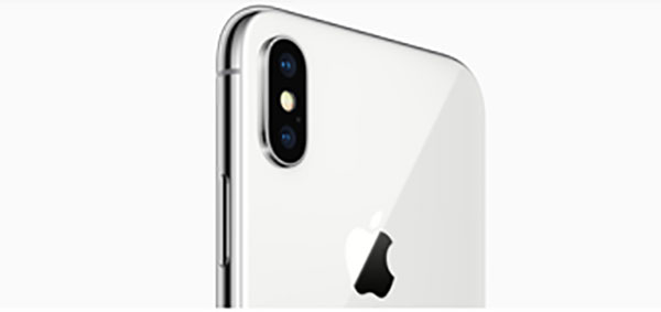 iPhone X backend