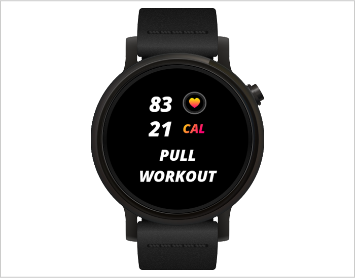 Track your heart rate