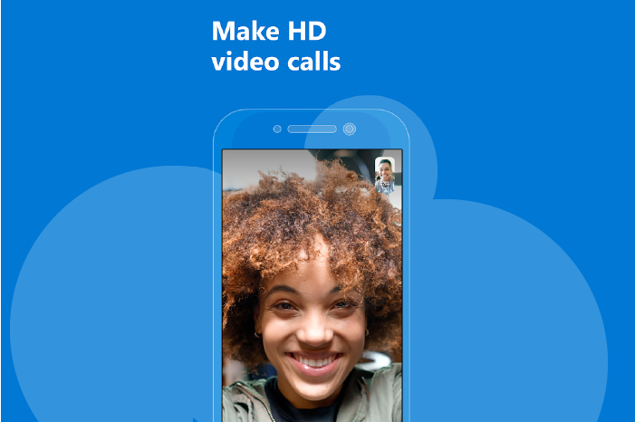 HD Audio and Video calling