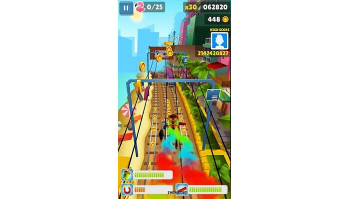 Subway Surfers MOD APK File