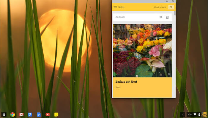 notable features of google keep
