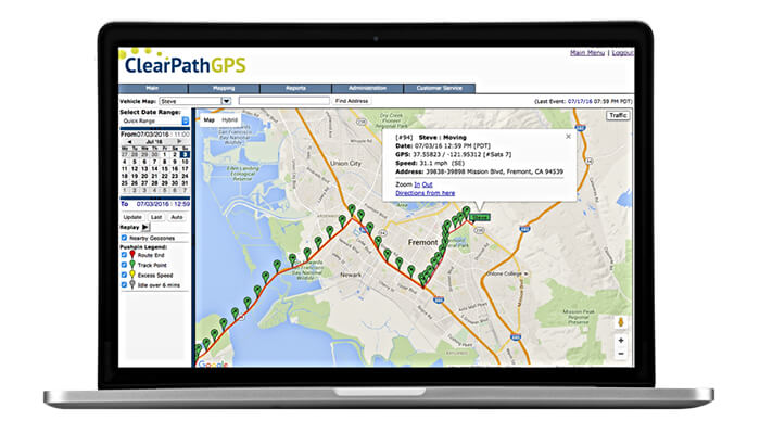 Clearpath GPS