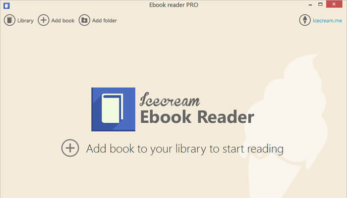 Icecream PDF Reader