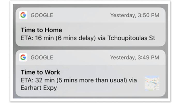 push notifications practices