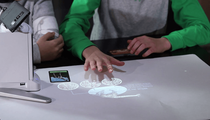projection based ar
