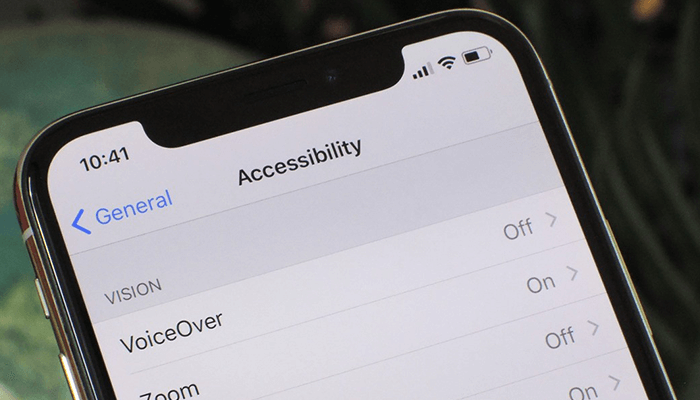 accessibility between android vs ios