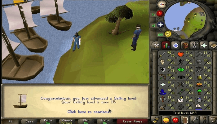 OSRS Before the Beta