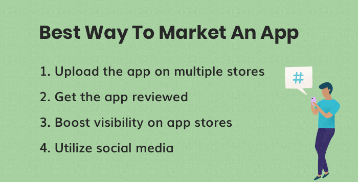 Best Way To Market An App