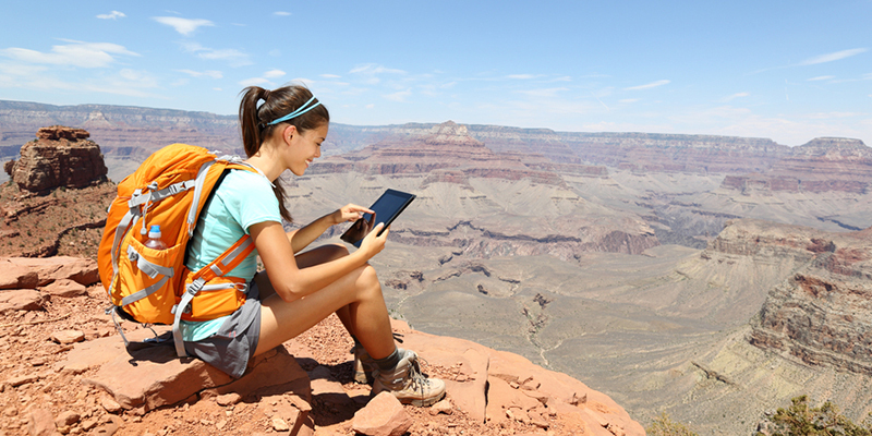 Outdoor, Hiking and Camping Apps