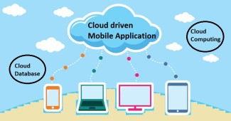 cloud based mobile application