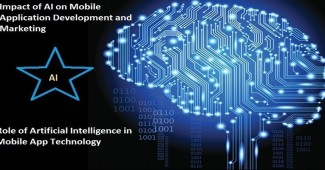 Role of artificial intelligence in mobile app technology