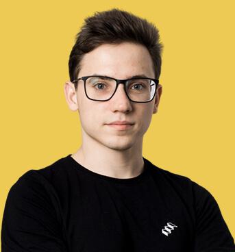 Andriy Bas, Co-founder, CEO, Uptech