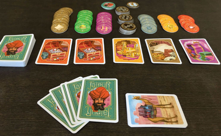 iOS card and board game