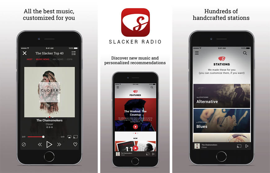 Slacker Radio