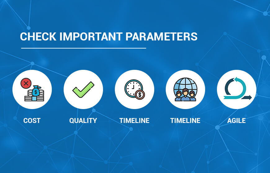 Important parameters of App Development