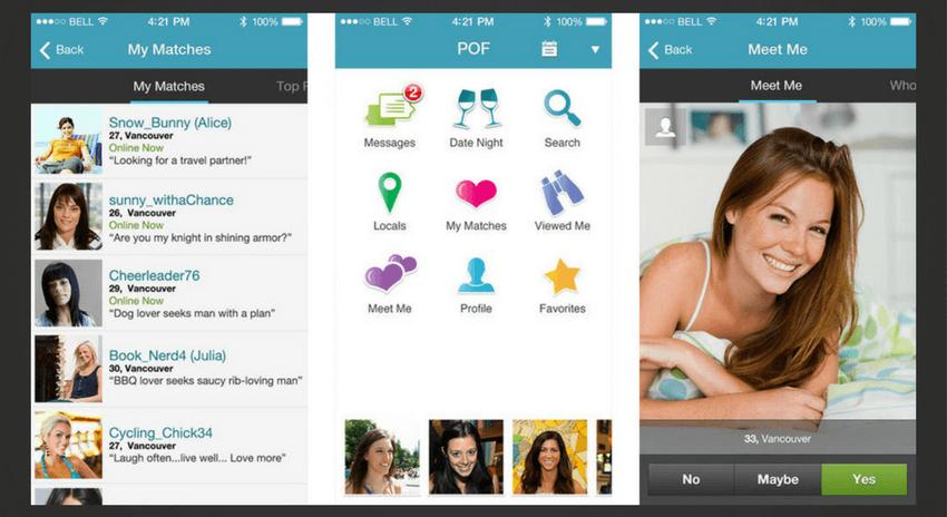 POF Mobile App