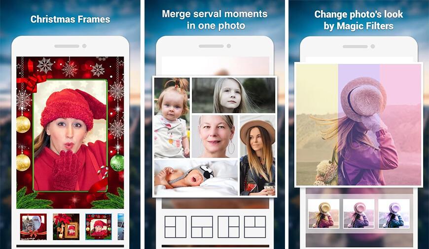 Make Collage app
