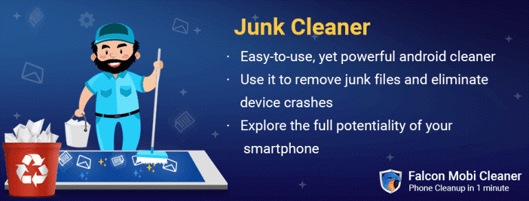 Junk Cleaning and Android Optimizer App for Android