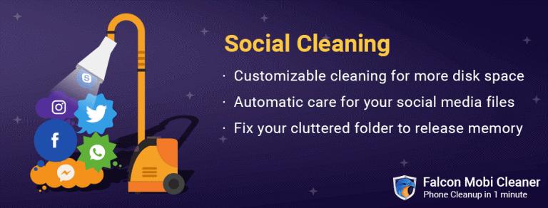 Social Cleaner