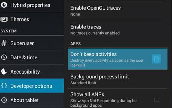 Android Hidden Feature