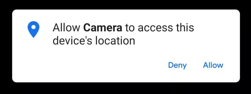 camera update