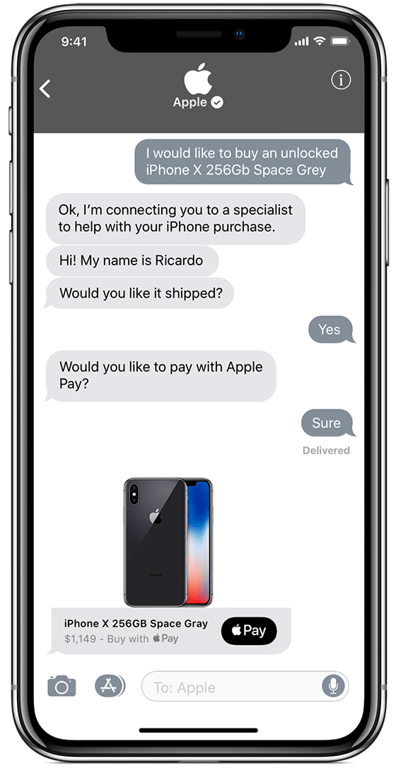 Apple Business_Chat
