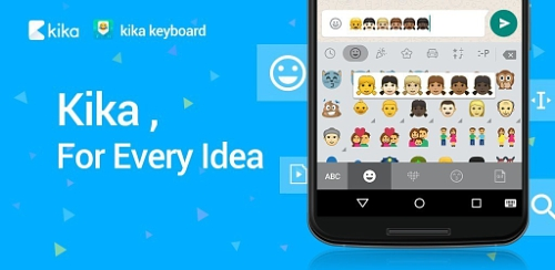 Best Gif Stickers Keyboard App For iOS And Android