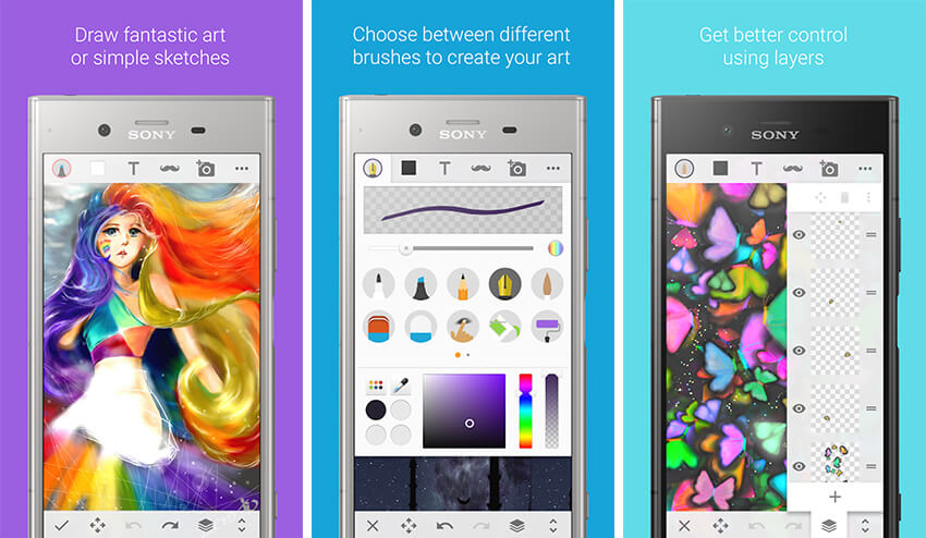 2018 Best Android Drawing Apps To Unleash The Artist Within