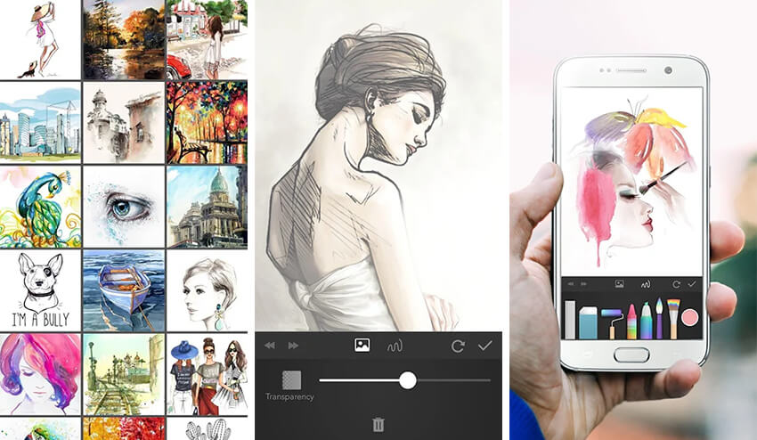 2018: Best Android Drawing Apps to Unleash The Artist Within
