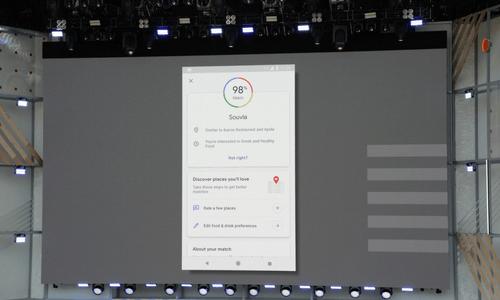 Google new Tech Event