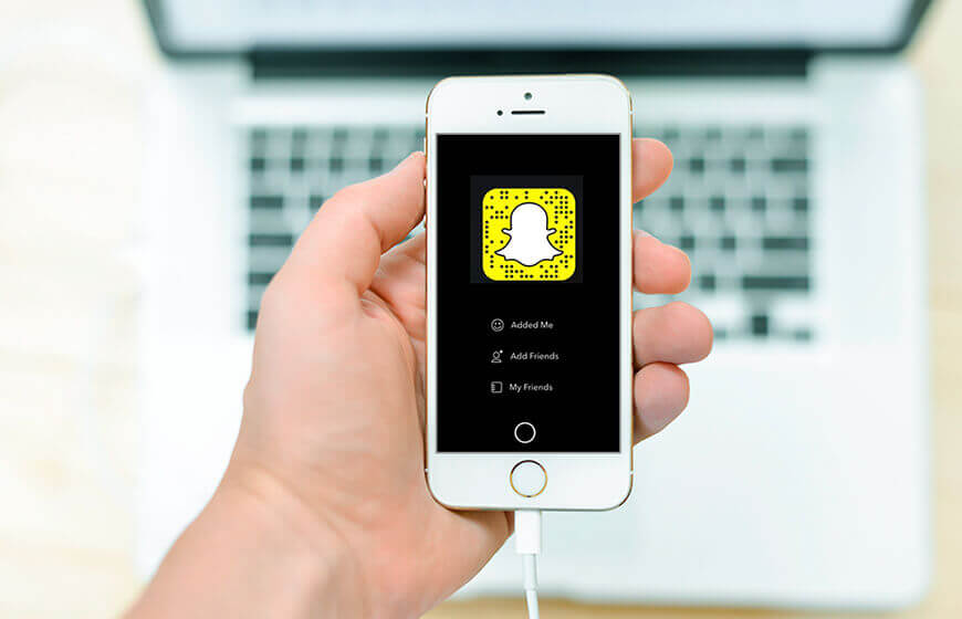 Snapchat cover image