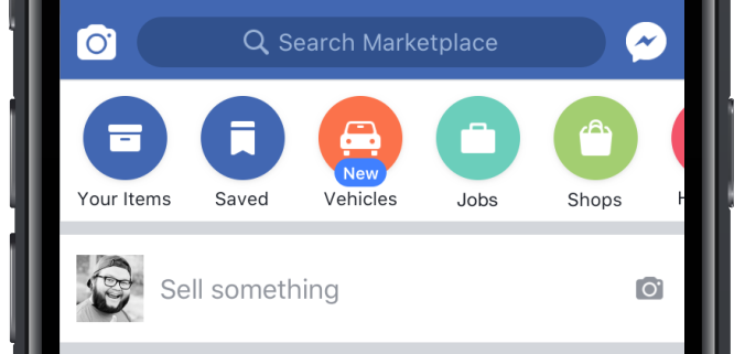 Facebook Vehicles