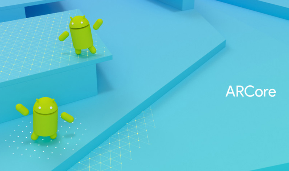 Augmented Reality with ARCore
