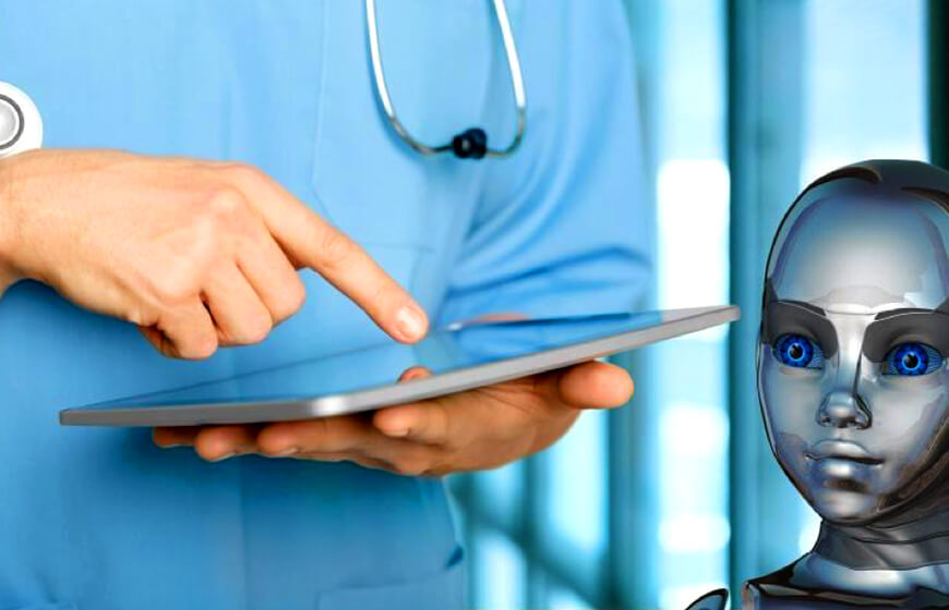 healthcare with AI