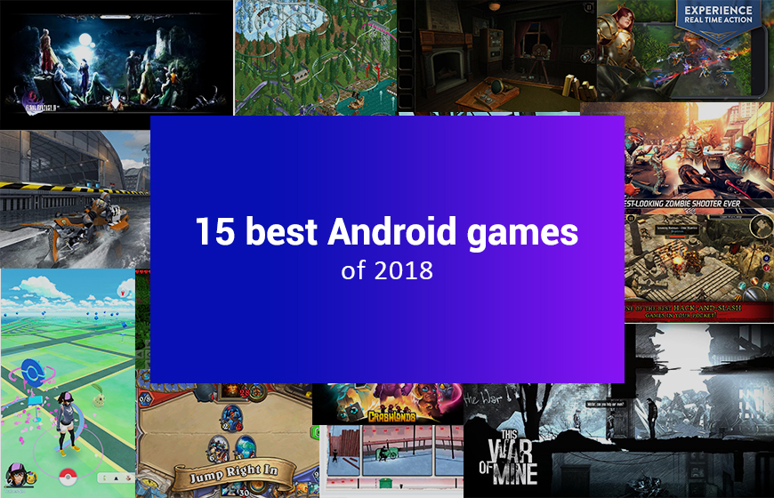 Free Android Games of 2018