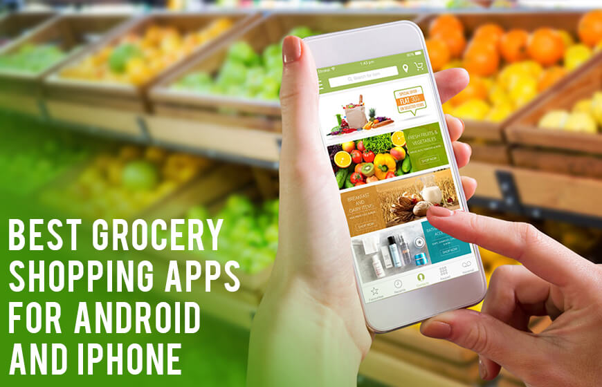 best grocery shopping apps for android iphone mobileappdaily. Black Bedroom Furniture Sets. Home Design Ideas