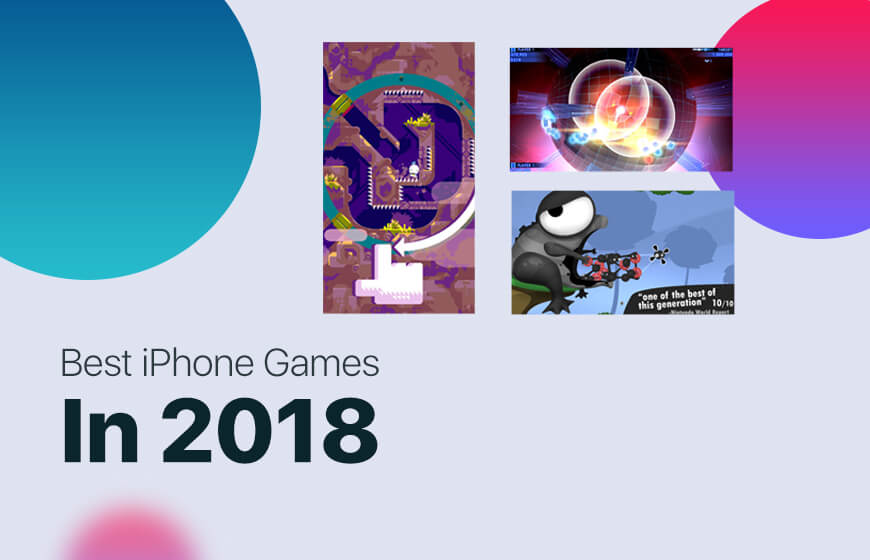 Best iPhone Games 2018