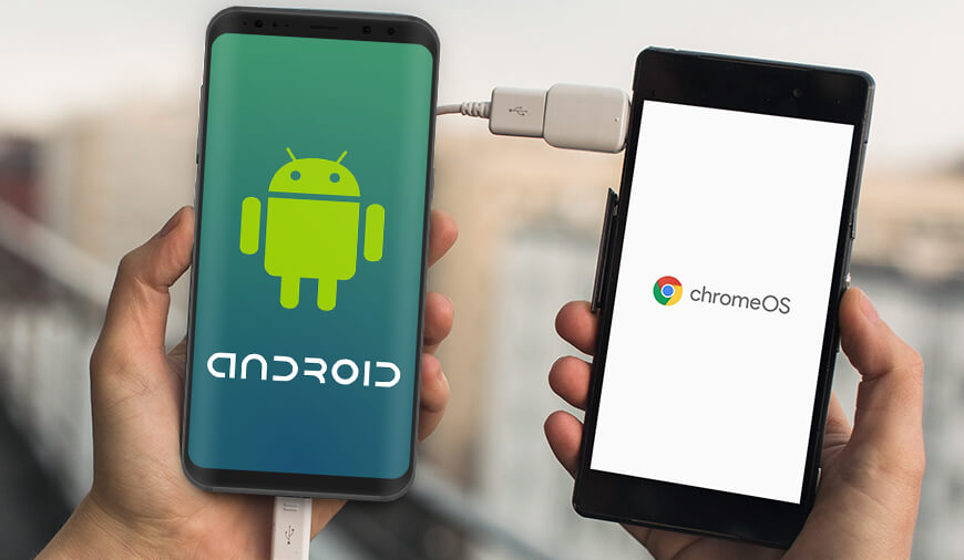Chrome OS now allows Android users
