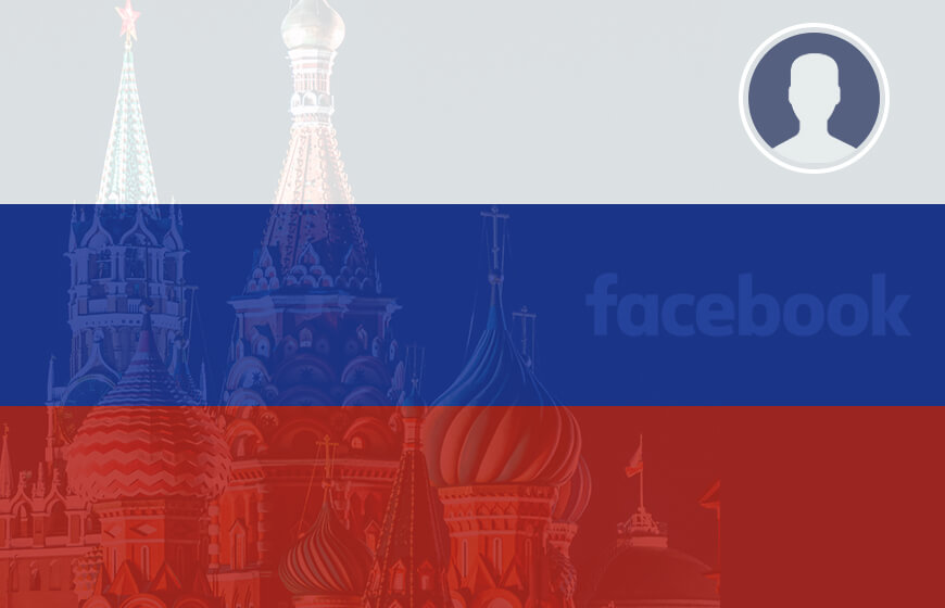 Russian Propaganda on Facebook