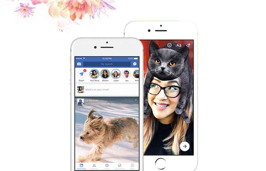 Facebook Brings Its Stories On Messenger
