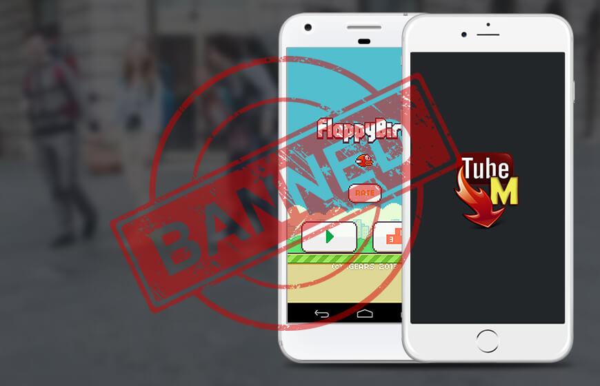 Banned On App Store